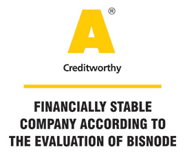 Saunabau-Finalcially stable company accordig Bisnode